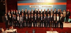 Ticaretin kalbi İzmir'de attı