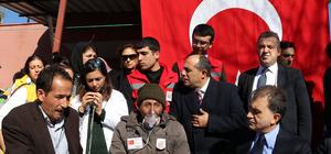 AB Bakanı ve Başmüzakereci Çelik Adana'da