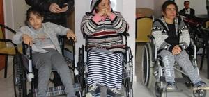 TÜYİK-DER'den engellilere destek