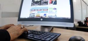 Van Büyükşehir Belediyesinden online belediyecik