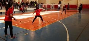 Van'da 'Gençler Badminton İl Birinciliği' müsabakaları