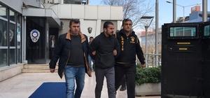 Bursa'daki silahlı ve kar maskeli soygun