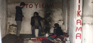 Savaş mağduru Suriyelilerin yaşam mücadelesi