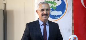 Mersin'de 13,5 milyon fidan toprakla buluştu