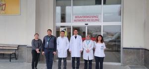 Gaziantep Kadın Doğum ve Çocuk Hastalıkları Hastanesinden başarılı operasyon