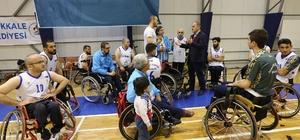 amukkale Belediye spor ilk devreyi galibiyetle kapattı