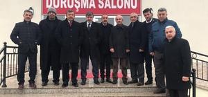 Başkan Karabacak, FETÖ davalarını takip etti