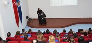MEÜ'de 'Göç ve Enfeksiyonlar' paneli