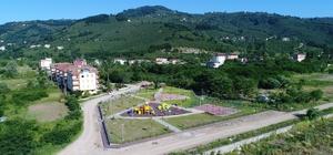 Altınordu'da 22 park inşa edildi