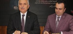 DAKA destekli 'Muş Tarım Makineleri Ortak Kullanım Atölyesi' projesinde imzalar atıldı