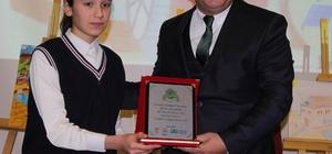CK Çamlıbel Elektrik öğrencileri ödüllendirdi