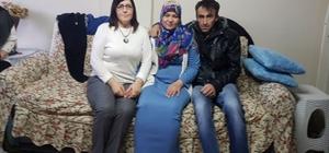 AK Partili Kadınlar Batuhan ve Ali'yi Unutmadı