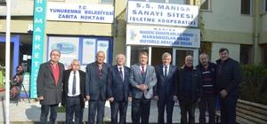 Başkan Çerçi'den işini büyütmek isteyen esnafa yeni proje