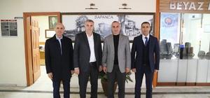 Sapanca'da devam eden yatırımlar masaya yatırıldı
