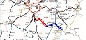 Bala-Kaman-Kırşehir arası yolunun ihalesi yapıldı