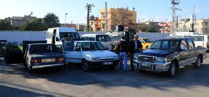 Adana'da araç hırsızlığı iddiası