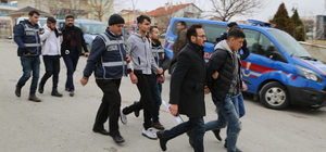 Karaman'da gasp iddiası