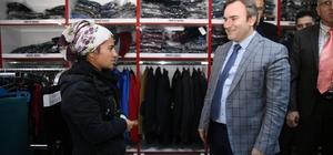 Siirt'te 'Hayır Çarşısı' hizmete girdi