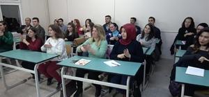 İşaret Dili Kursu öğrencilerinden etkinlik