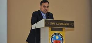 Kaymakam Halim: Simav Nüfus Müdürlüğü yoğun bir yıl geçirdi