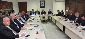 Çorlu'da 2018 Yılı Yatırım ve Bütçe toplantısı