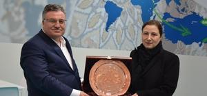 Hannover Başkonsolosundan GAHİB'e övgü