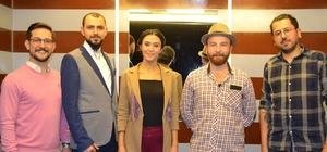 Bilecikli yazarın oyunu Ankara'da sahnelendi