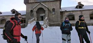Turizmin vazgeçilmezi Sarıkamış'ın yürüyüş rotaları