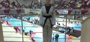 Bilecikli sporcu Türkiye Taekwondo Şampiyonasına katıldı