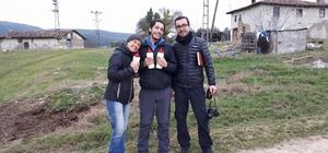 Yerli ve yabancı turistlerden Zobran Köyü'ne büyük ilgi