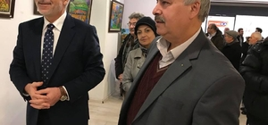 Ressam Hasan Kara'dan sergi