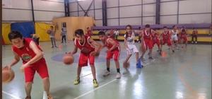 Çukurcalı gençler sporla geleceğe hazırlanıyor
