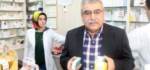 53. Bölge Niğde Eczacı Odası Başkanı Nihat Öztürk:  'İlaçlara zam kapıda'