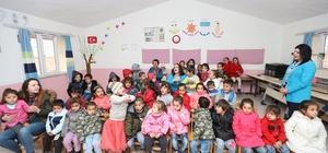 Mardinli çocukların tiyatro sevinci