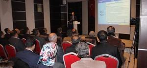 DİKA 2018 yılı mali destek toplantısı yapıldı