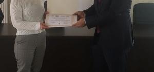 DAKA destekli 'Proje Döngüsü Yönetimi' eğitimi tamamlandı