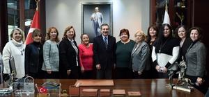 Filiz Şide'den Ahmet Ataç'a ziyaret