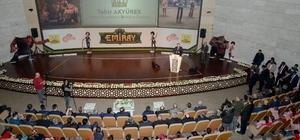 Emiray Çizgi Dizisinin Galası Yapıldı
