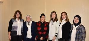 Köyceğiz Kadın Akademisi, Vali Civelek ve Başkan Gürün'ü ziyaret etti