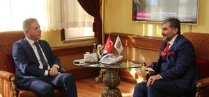 Termal sağlık turizmcileri Sivas'ta buluşacak