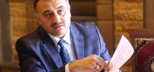 """Develi Belediye Başkanı Mehmet Cabbar, """"2018 atılım yılı olacak"""""""