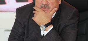 """Kaman İlçe Belediye Başkanı Erhan Talu: """"Projelerde maddi sıkıntılar çekmemize rağmen hepsini başarı ile tamamladık"""""""