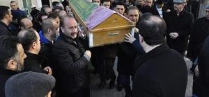 MHP İl Genel Meclis Üyesi Tanyıldız'ın acı günü