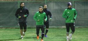 Şanlıurfaspor'da Niğde Belediyespor hazırlıkları başladı