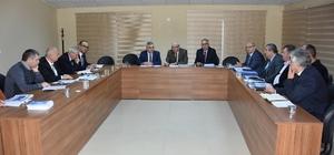 Büyükşehir belediyesi 2018 Yılı Yatırım ve Bütçe toplantısı