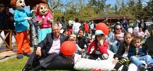 Süleymanpaşa Çocuk Kulübü 7 bin üyesi ile dolu dolu bir yıl geçirdi