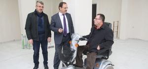 """Şahin: """"Engelliler Koordinasyon Merkezimizi yakında hizmete açacağız"""""""
