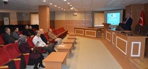 Muş'ta 'Tekno Yatırım Destek Programı' toplantısı