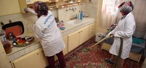 Yaşlı, engelli ve kimsesiz vatandaşlara evde bakım hizmeti