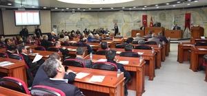 Büyükşehir Belediye Meclisi Ocak ayı 2. birleşimi yapıldı
